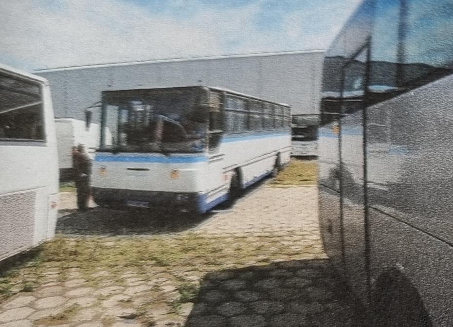 Autobus Autosan H10-10.02 – 01-09-2021r. Malanów – pierwsza licytacja