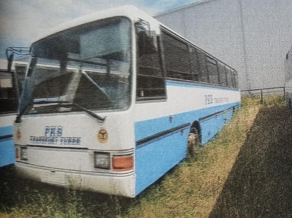 Autobus Renault Ponticelli LR210P – 01-09-2021r. Malanów – pierwsza licytacja